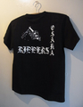 RIPPERS - S/S T-shirt (BLACK)