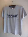 CHOPPER'S NOT DEAD(RHS ver) - S/S T-shirt (MIX GRAY)