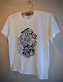 PANTHER ROD - S/S T-shirt (VANILLA WHITE)