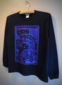 CHOPPERTOON - L/S T-shirt (NAVY)