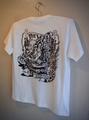 PSYCHO ROADSTER - S/S T-shirt (VANILLA WHITE)