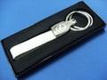 Lexus Madison Leather Key Ring