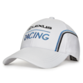Lexus Racing White Twill Cap