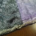 【お直し】ベリーダンス エジプト衣装 スカート丈つめ 生地切替一箇所(F2942)