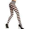 【MUSIC LEGS】ボーダータイツ パンティーストッキング7419(US2821)