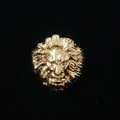 【USA】ライオンのリング 大きな指輪(US3405)