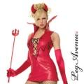 【LEG AVENUE】小悪魔スティック レッド1504(US1302)