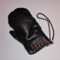 【USA】ボクシンググローブ型のクラッチバッグ(US3152)