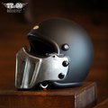 TT&CO  MAD MASSK-J02 LAWMAN ALUMINUM RUSTY MATT BLACK