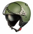 ALPHA   ALVH-1601 VIPER パイロットヘルメット