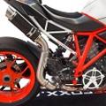 RaceFoxx KTM 1290 Superduke D-CATリンクパイプ