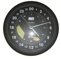 MFJ-105D販売台数No1のハム用掛時計