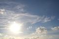 太陽と龍雲