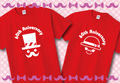 【Aniversa-T】還暦祝い ぼうしデザインTシャツ