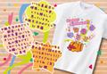 【Aniversa-T】バースデー 寄せ書きTシャツ