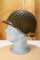 WWⅡアメリカ軍 実物 ヘルメットネット