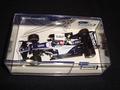 【レンタルケースG-10】中嶋一貴サイン入 1/43 ウィリアムズ FW30