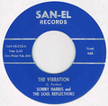 SONNY HARRIS AND THE SOUL REFLECTIONS / THE VIBRATION