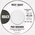 PEGI BOUCHER / WEST COAST