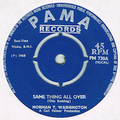 NORMAN T. WASHINGTON / SAME THING ALL OVER