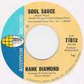 HANK DIAMOND / SOUL SAUCE height=