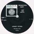 WENDY PETERS / MORNING DEW