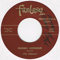 OTIS FREEMAN / MAMBO ARRIBIQUE height=
