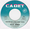 ETTA JAMES / TIGHTEN UP YOUR OWN THING