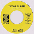 ROBBI CURTICE / THE SOUL OF A MAN