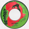 GREGORY ISAACS / LETS DANCE