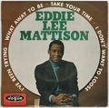 EDDIE LEE MATTISON / I'VE BEEN TRYING