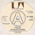 REG KING & B. B. BLUNDER / LITTLE BOY