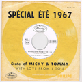 STATE OF MICKY & TOMMY / WITH LOVE FROM 1 TO 5