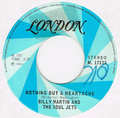 BILLY MARTIN AND THE AOUL JETS / NOTHING BUT A HEARTACHE