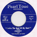 FREDDY AND THE SOUNDS OF SOUL / YOU'RE THE BEST OF MY HEART