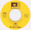 49TH BLUE STREK / FIRE
