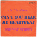 THE CHANDALIERS (CHANDELIERS) / ONE WAY STREET