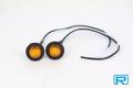 ラウンド LED ウインカー オレンジ