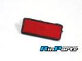角型 LED リフレクター レッド