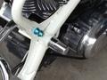 ズーマー用 アルミ エンジンサポート ブラケット