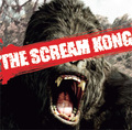 THE SCREAM KONG 1stminiALBUM「THE SCREAM KONG」