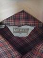 70's LEVIS/リーバイス Big E ウエスタンシャツ (商品番号L0004)