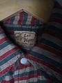 40's Las vegas  ギャバジンウエスタンシャツ(商品番号L0008)