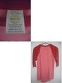 80's USA製NCSUラグランTシャツ(商品番号S0013)