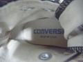 90's CONVERSE ALL STAR HI キッズ 黒(商品番号SH004)