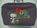 70's AVIVA社 スヌーピーバッグ 紫(商品番号B0004)