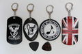 PICK STOCK KEY-HOLDER【RISK×MODERN PIRATES】