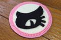 ORIGINAL HANDMADE PATCH(CAT LOGO)【WILDCAT】
