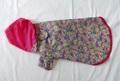 花柄のレインコート Mサイズ