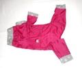 足長のピンクのパジャマ